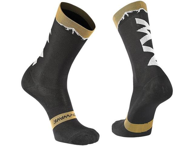 Northwave Clan Socks black/caramel